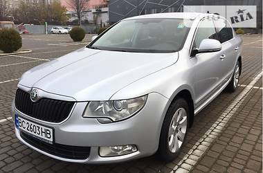 Skoda Superb Elegant  2010