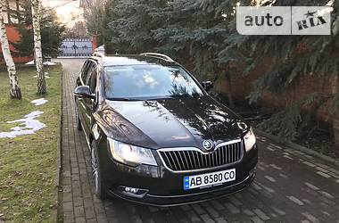 Skoda Superb Laurin Klement 2015