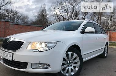 Skoda Superb 2.0TDI 125KwDSG6 2012