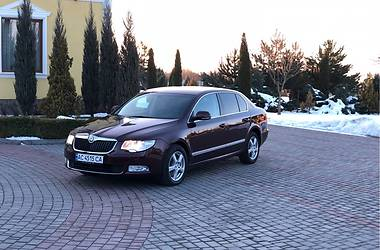 Skoda Superb PLATINUM 2011