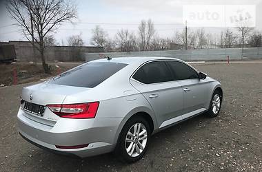 Skoda Superb NEW 2016