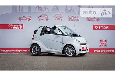 Smart Cabrio Pulse Turbo  2011