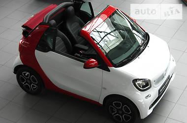 Smart Cabrio Turbo 2016