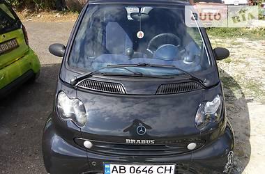 Smart Cabrio Pulse 2000