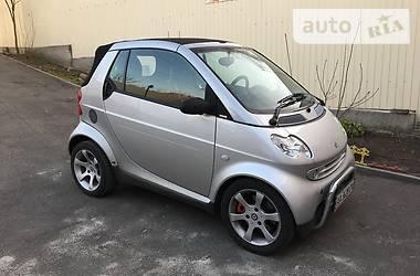 Smart Cabrio fortwo CABRIO 2004