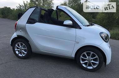 Smart Cabrio CABRIO PASSION  2016