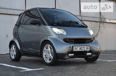 Smart Cabrio ORIGINAL 2003