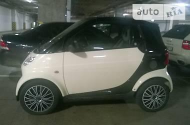 Smart Cabrio Pure 2003