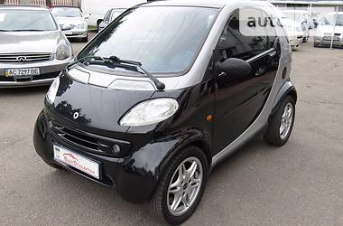 Smart City COUPE 0.6 T 1999