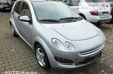 Smart Forfour 1.5 2006
