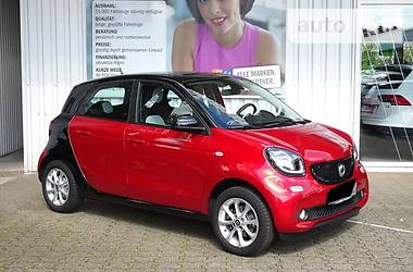 Smart Forfour 1.0 2016