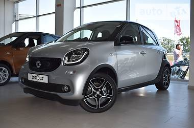 Smart Forfour Prime edition 2016