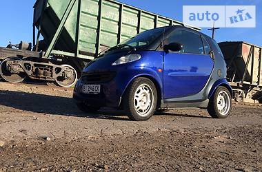 Smart Forfour  1999