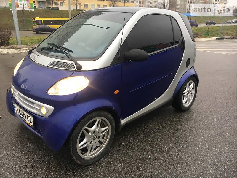 Smart forfour 2000 року