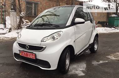 Smart Fortwo ED Electric Drive 2013