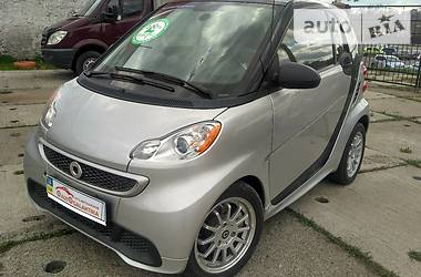 Smart Fortwo ED Electro 2013