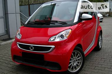 Smart Fortwo ED AT ELECTRIC 2014