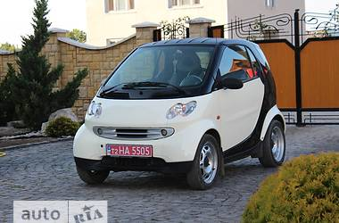 Smart Fortwo CDI T 2007