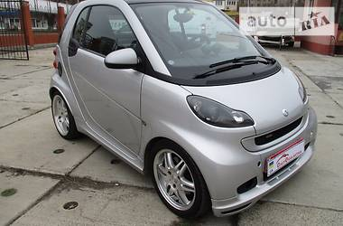 Smart Fortwo BRABUS 2009