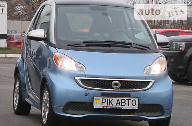 Smart Fortwo Electric Drive III 2013