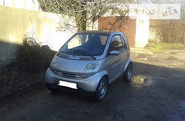Smart Fortwo Passion 2002