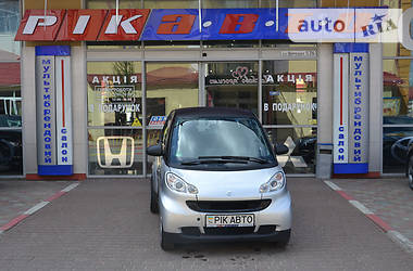Smart Fortwo 1.0i AT  2011