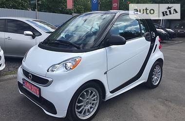 Smart Fortwo ELECTRIC DRIVE 2013