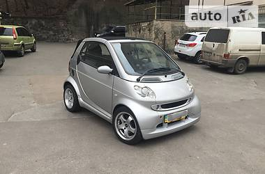 Smart Fortwo BRABUS CABRIO by MB 2004