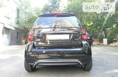 Smart Fortwo Restyle MHD 2012