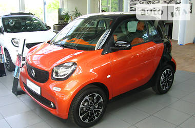 Smart Fortwo Coupe Turbo 2016