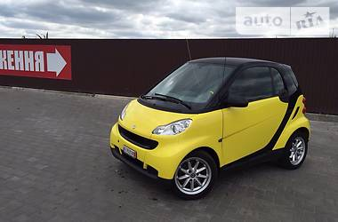 Smart Fortwo  Coupe MHD 2010