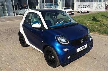 Smart Fortwo Proxy Line C453 2016
