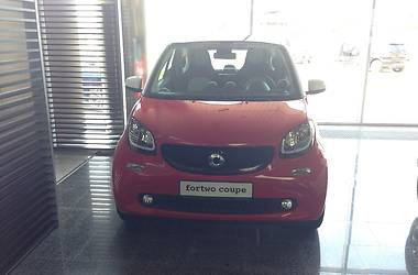 Smart Fortwo Coupe 66kW 2016