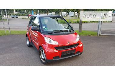Smart Fortwo 1.0i coupe 2010