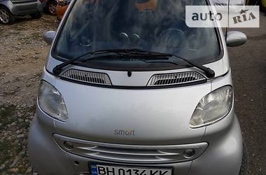 Smart Fortwo Silverstyle 2000