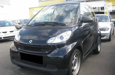 Smart Fortwo 1.0 hybrid 2012