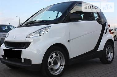 Smart Fortwo 1.0 2012