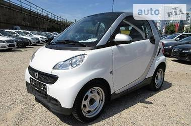 Smart Fortwo 1.0 2014