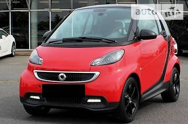 Smart Fortwo 1.0 2013