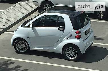 Smart Fortwo 451 2013