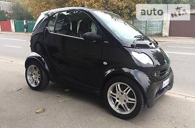Smart Fortwo Brabus 2006