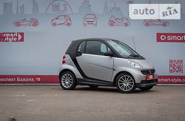 Smart Fortwo PASSION Restyling 2012