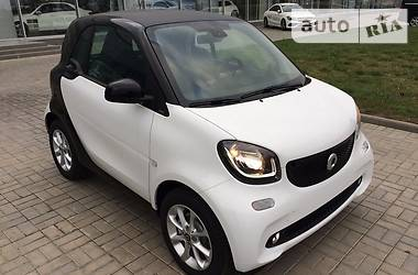 Smart Fortwo coupe Passion Line 2016