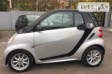 Smart Fortwo Electric Drive 150. 2015