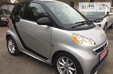 Smart Fortwo Electric Drive 150  2015