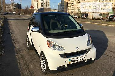 Smart Fortwo Passion Panorama 2008