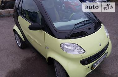 Smart Fortwo Pulse 2002