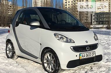Smart Fortwo 451, mhd 2014
