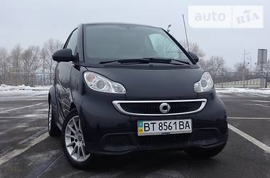 Smart Fortwo  D 2013