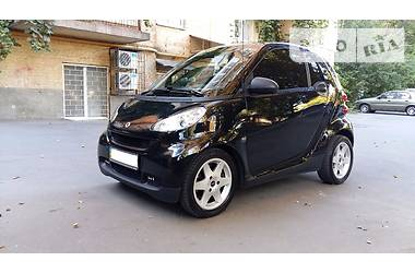 Smart Fortwo 451 2008